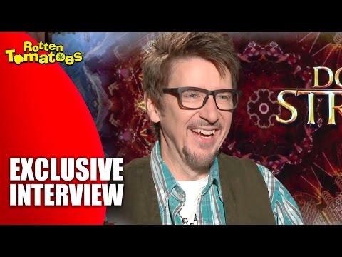 Scott Derrickson - Exclusive 'Doctor Strange' Interview (2016)