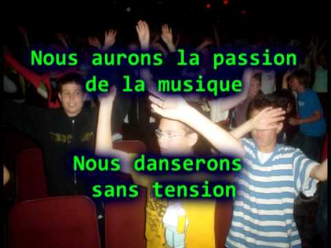 Learn French verbs in the future tense with the song
