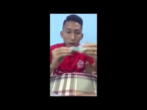 Video Nghiêm Xuân Tú diễn ảo thuật