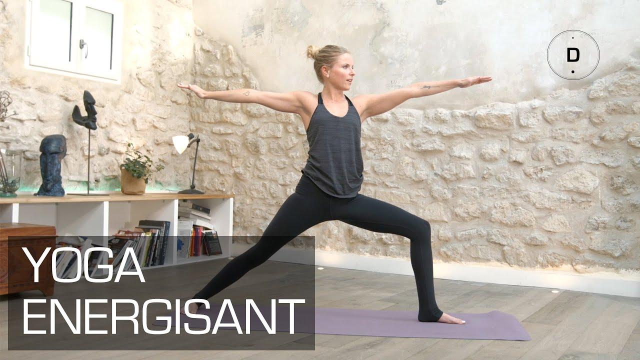 yoga master class yoga nergisant du matin youtube. Black Bedroom Furniture Sets. Home Design Ideas