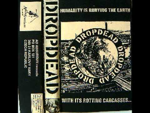 DROPDEAD -  Humanity Is burying .... carcasses.Tape ( FULL )