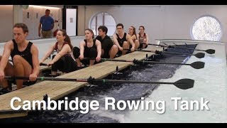 Rowing novice? Try our new Rowing Tank