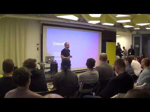 Бэкенд-митап в Туту.ру. Денис Раевский, Backend-разработчик Туту.ру. Использование GRPC через HTTP.