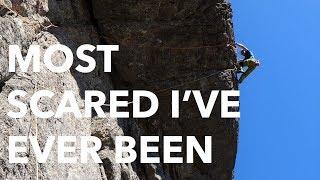 Vlog #7 Most scąred I've ever been