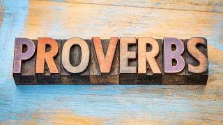 Proverbs: Week 8 (10:12)