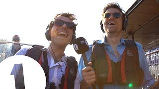 Radio 1's Hide & Seek: How we hid Greg and Grimmy!