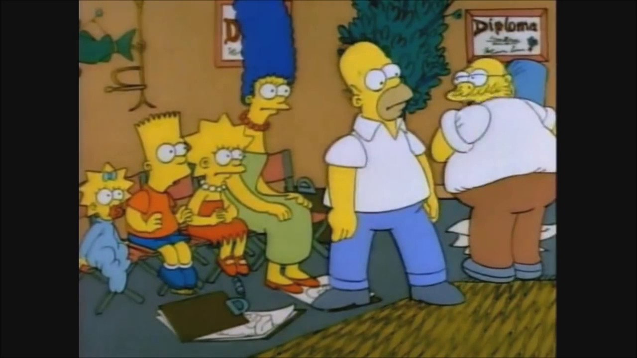 Download DR Marvin Monroe's Family Therapy Center  - The Simpsons
