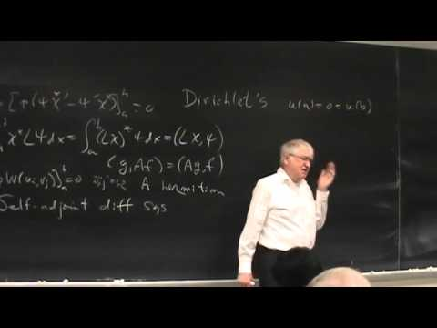 Lecture 28: Physical Mathematics at UNM Fall 2015