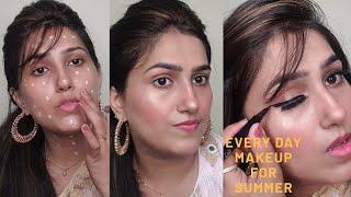 Every Day Makeup Routine | Quick & Easy Makeup Tutorial | Natasha waqas