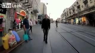 This guy walking Forward and Backward
