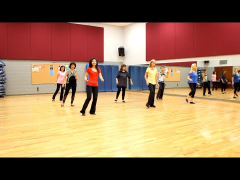 Life's About - Line Dance (Dance & Teach in English & 中文)