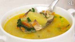 Грибной Суп Родом из Карпат. Грибная Юшка. Вкусно и Просто. Рецепт.