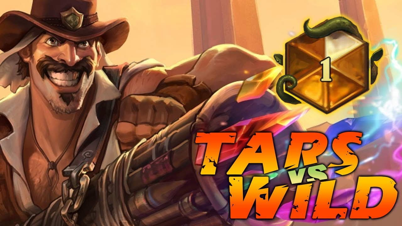 TARS vs WILD Bonus #2 : MAGE FULL LÉGENDAIRES