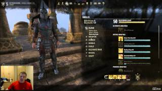 ESO NEVER RESET SKILL POINTS, unlimited amount...nearly