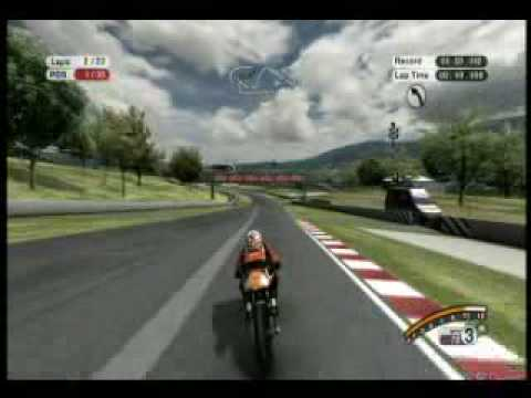 Moto GP 08 - Xbox 360 - K Goddard - YouTube