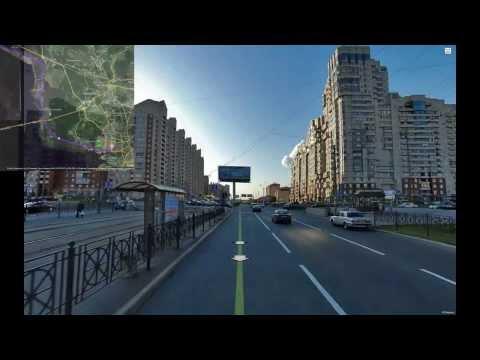 Санкт-Петербург-Сестрорецк-Зеленогорск-пески Яндекс карты