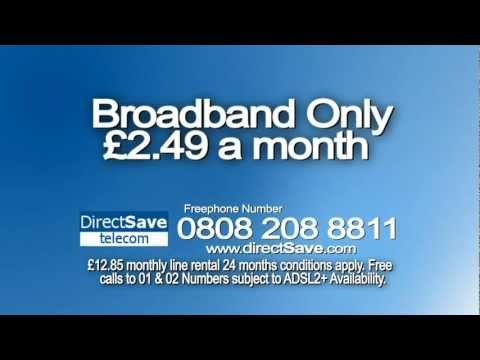 UK's Cheapest Broadband Deal