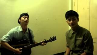 Tình yêu màu nắng - BigDaddy ft Đặng Thùy Trang | Guitar cover |