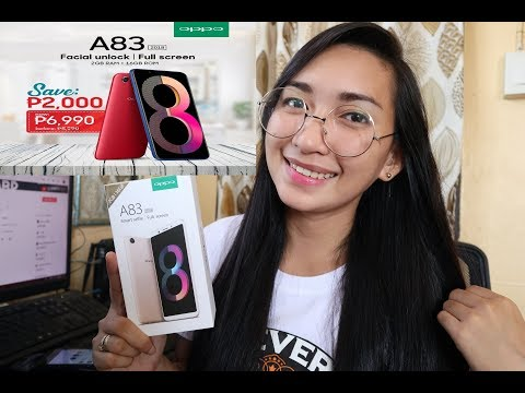 Oppo A83 2018 Full Review ( Camera, Gaming and Charging Test ) להורדה