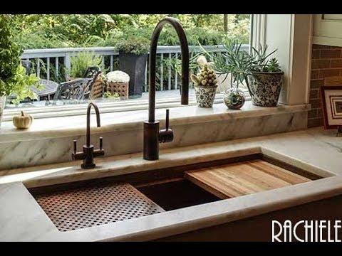 Luxury Custom Kitchen Sinks by Rachiele