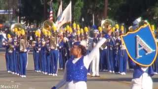 Garey HS - The Gallant Seventh - 2015 Chino Band Review