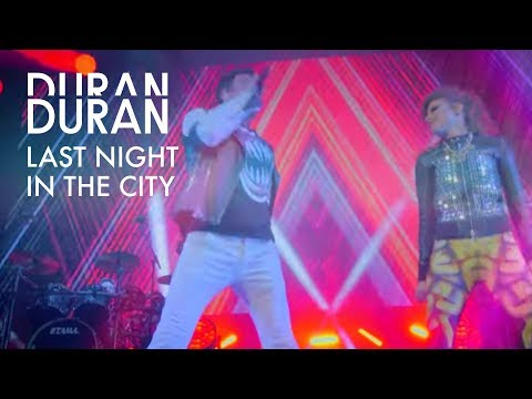 Duran Duran - Last Night in the City feat Kiesza