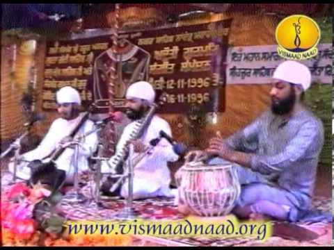 Raag Asa_ Bhai Baljeet Singh Delhi : Adutti Gurmat Sangeet Samellan 1996