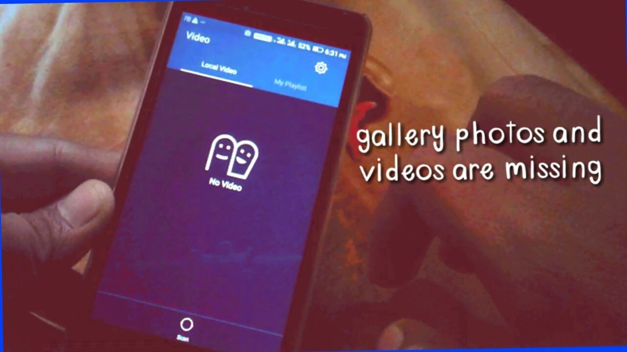 How to fix gionee _ call logs,messages,gallery