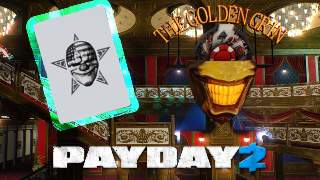 Payday 2 no more gambling geant casino foire aux vins catalogue