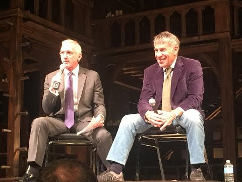 Hunchback of Notre Dame Interview With Stephen Schwartz at Paper Mill Playhouse