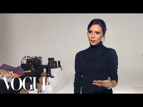 Victoria Beckham Takes You Behind the s of Her Fall 2018   Vogue