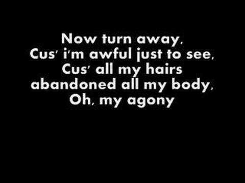 Cancer MCR lyrics