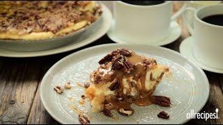 Dessert Recipes - How to Make Caramel Apple Cheesecake