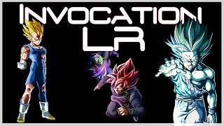 Dokkan Battle / Invocation LR / Black Goku Tec / Trunks / La positive attitude