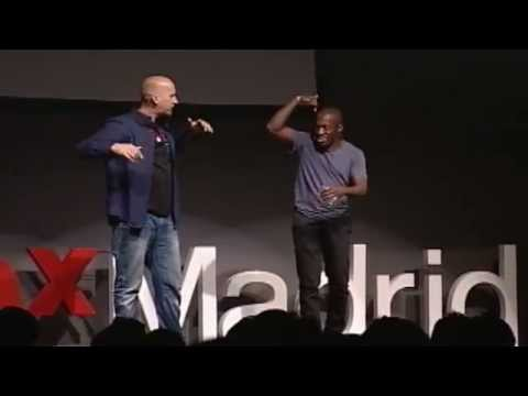 What would Shakespeare think of us: Dan Poole & Giles Terera at TEDxMadrid