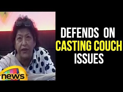 Saroj Khan Defends The Film Industry On Casting Couch Issues | Mango News