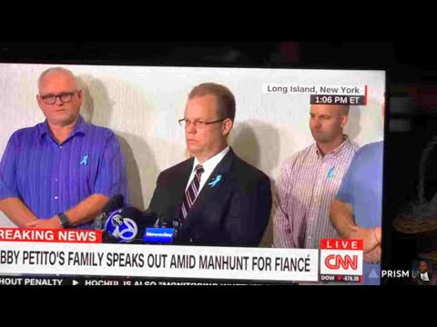 Gabby Petito Family Press Conference On Today September 28 2021 1:05 PM EST via CNN