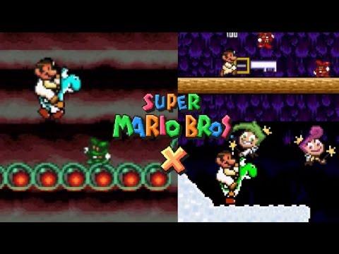 """SMBX """"Masterpieces"""" #1 - Dr. Mario House Calls 2"""