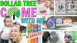 COME WITH ME TO DOLLAR TREE! UNBELIEVABLE NEW FINDS! HOME DECOR AND MORE