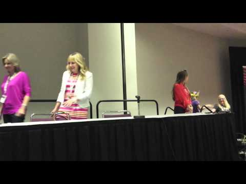 My Little Pony Voice Actors Panel at FanExpo 2013