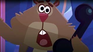 Собез - Опасный пассажир - Бой тяжеловесов Серия 15 - мультфильмы для детей