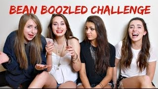 BEAN BOOZLED CHALLENGE (aka Andrea vomits 50 times) Thumbnail