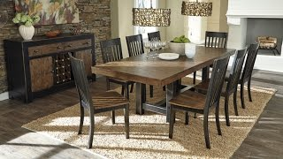 Emerfield Dining Collection (D563) by Ashley