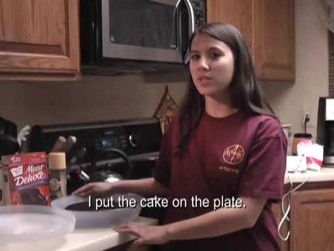 Jenn's Black Forest Cake