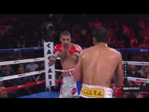 Sadam Ali vs. Luis Carlos Abregu: HBO World Championship Boxing Highlights