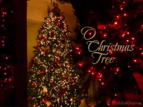 O Christmas Tree - YouTube
