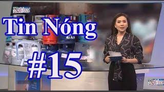 Bắt Đối Tượng Dùng Súng Tự Chế Cướp Ngân Hàng Hạ Long || Tin Nóng 15