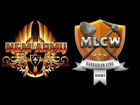 MLCW Season 5 BKL vs Task Force Echo