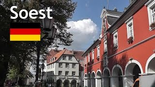 GERMANY: Soest town [HD]