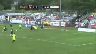 USL PRO Goals of the Week -- June 24-30